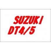 Запасные части и аксессуары для лодочного мотора Suzuki DT4/5