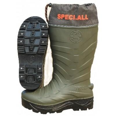 Сапоги зимние ЭВА SPECIALL Protector с шипами -70