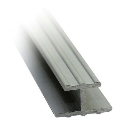 Профиль алюминиевый 6 мм