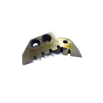 Ножи к ледобуру Зудчатые Д 130 мм универсальные ВИАЛ Ярославль