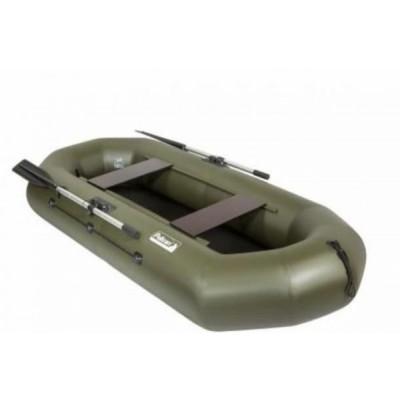 Лодка Пеликан 250 гребная  (можно комплектовать полом)