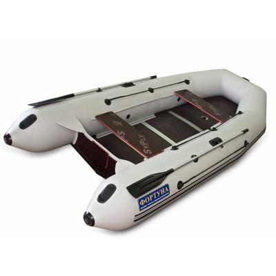 Лодка моторная Вельбот  Фортуна 3500 серии N