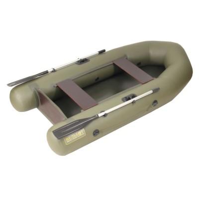 Лодка ВЕЛЬБОТ Вуд 2 стандарт гребная