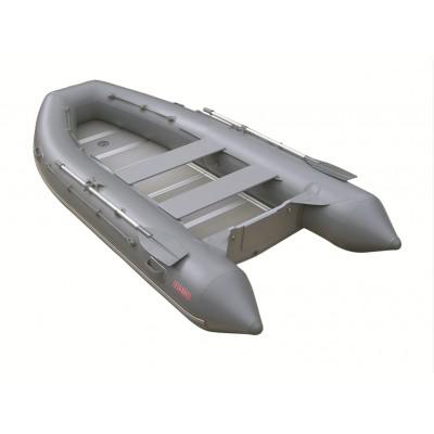 Лодка Мнев и К Кайман N-380 слань+киль моторно-гребная