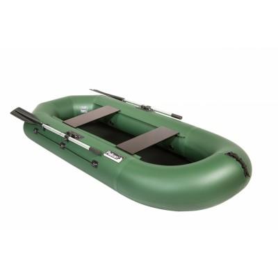 Лодка Пеликан 253 гребная (можно комплектовать полом)