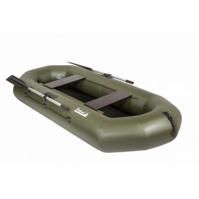 Лодка Пеликан 268 гребная (можно комплектовать полом)