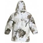 Костюм белый Метель маскировочный кусты  шёлк