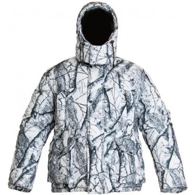 """Костюм """"Памир"""" мембрана (белый лес) (ветки) зима со снегозащитными гетрами"""