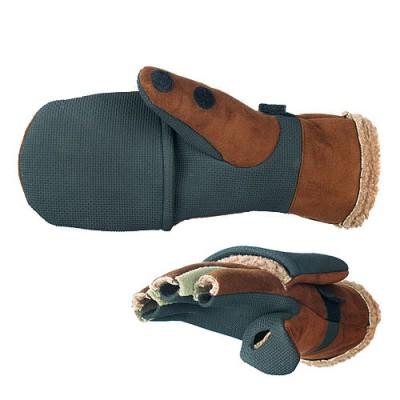 Перчатки-варежки ветрозащитные отстегивающиеся Norfin 75