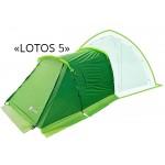 Палатка ЛОТОС 5 Саммер спальная
