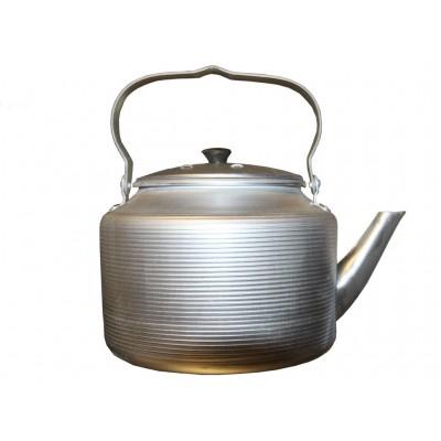 Чайник туристический алюминиевый травлённый 1.7 литра