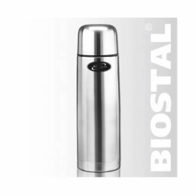 Термос с узкой горловиной (2 пробки) 0,75л NB-750 (BIOSTAL)