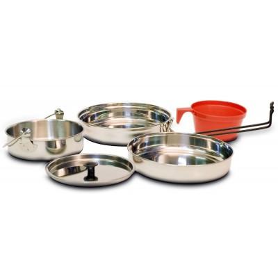 СС-S10 Набор посуды (Canadian Camper)