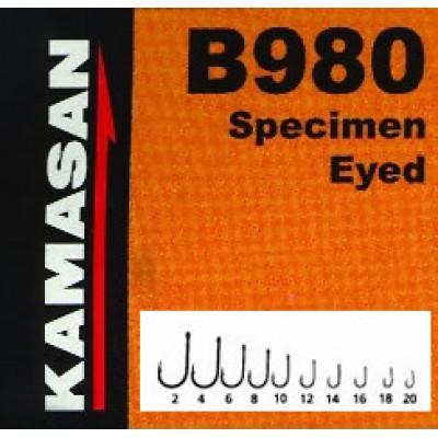 Крючки Kamasan B980-004