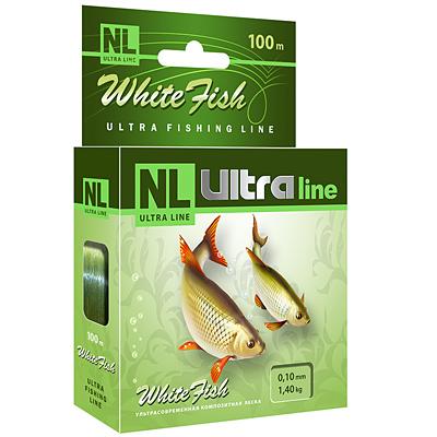 Леска NL WHITE FISH (Белая рыба) 100m