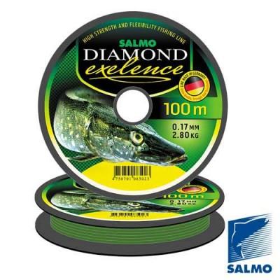 Леска Salmo Diamond Exelence 0,15 арт. 4026-015