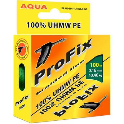 Плетеный шнур ProFix т.-зеленый (100м)