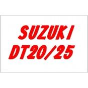 Запасные части и аксессуары для лодочного мотора Suzuki DT20/25