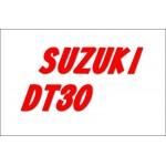 Запасные части и аксессуары для лодочного мотора Suzuki DT30