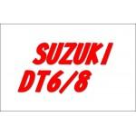 Запасные части и аксессуары для лодочного мотора Suzuki DT6/8