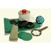 Запасные части для лодок из прорезиненной ткани