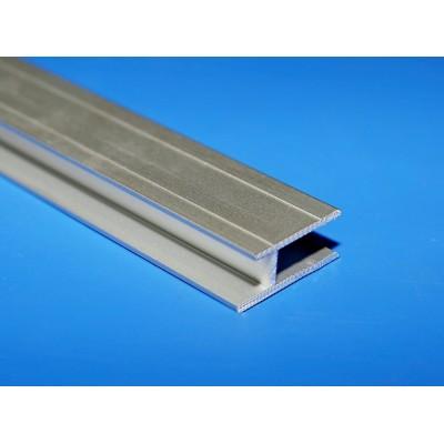 Профиль алюминиевый мама light NEW 9 мм