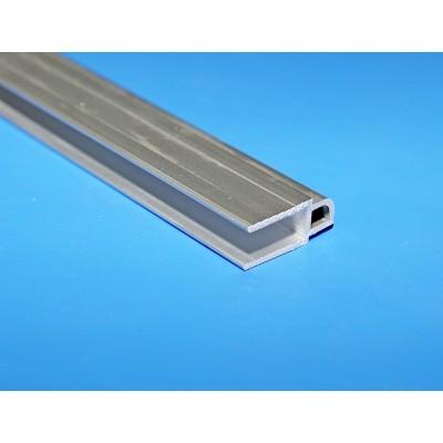 Профиль алюминиевый папа light NEW 9 мм